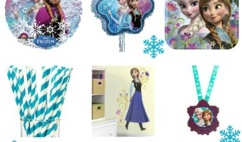 Frozen Party Supplies for an Amazing Party| MyKidsGuide.com