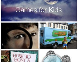 Mystery party games for kids