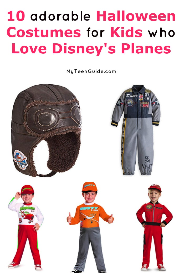 Looking for the cutests Disney's Planes Halloween Costumes for Kids? Check out our top favorite costumes inspired by Planes Fire & Rescue!