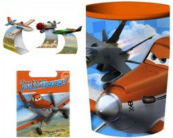 Planes Party Supplies for kids
