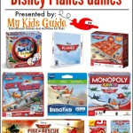 10 Best Disney Planes Games for Kids from My Kids Guide | #MyKidsGuide #EducationalGames #DisneyPlanes | MyKidsGuide.com