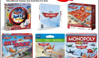 10 Best Disney Planes Games for Kids from My Kids Guide | #MyKidsGuide #EducationalGames #DisneyPlanes | MyKidsGuide.com