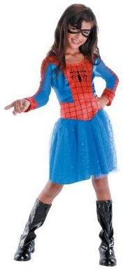 Spider Girl Costume