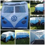 VW Camper Van Play Tent For Kids