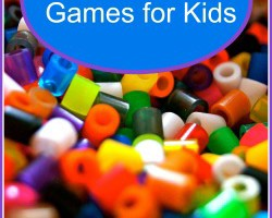 Jewelry Party Games for Kids