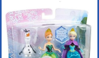 Frozen Sisters Play Set
