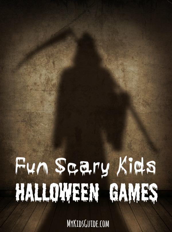 Fun Scary Kids Halloween Games   MyKidsGuide.com