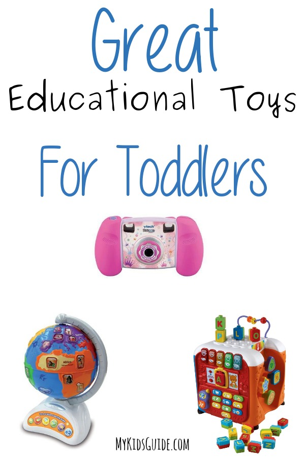 Great Toys For Preschoolers : Great educational toys for toddlers from vtech