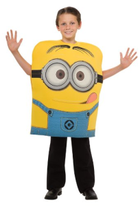 Minion Dave Best Despicable Me Costumes For Halloween