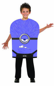 Purple Minion Best Despicable Me Costumes For Halloween
