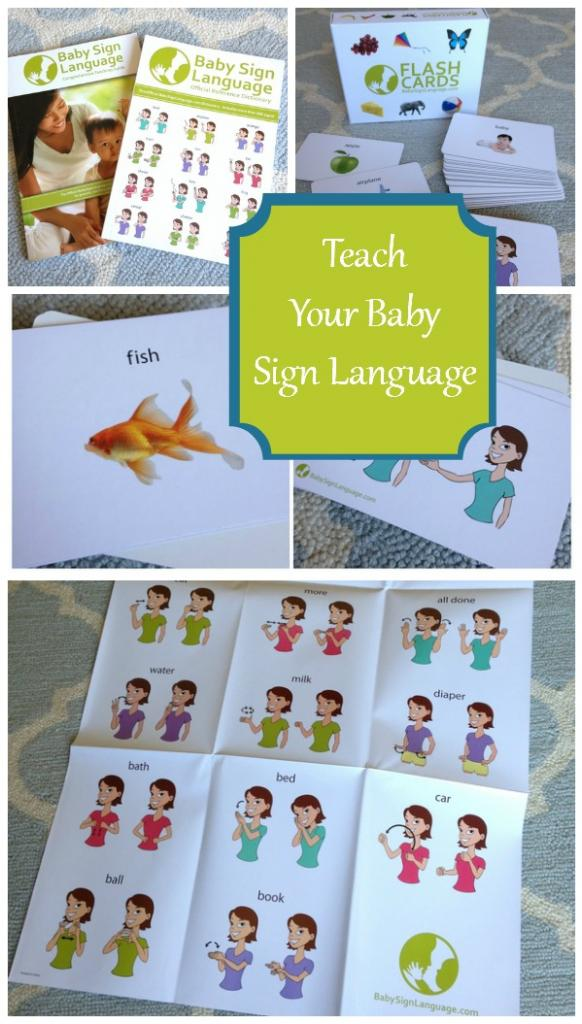 Teach Your Baby to Communicate with Baby Sign Language: Read our Baby Sign Language Review |