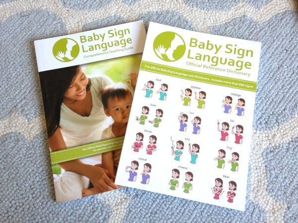 Teach Your Baby to Communicate with Baby Sign Language. Read our Full Baby Sign Language Review