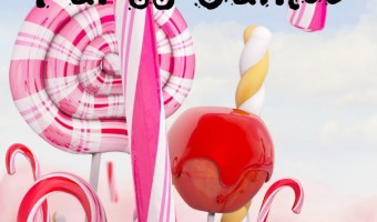 Candyland Party Games for Kids