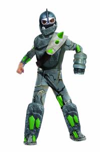 Skylanders Costumes For Kids: Deluxe Crasher