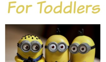 Despicable Me Activites For Toddlers