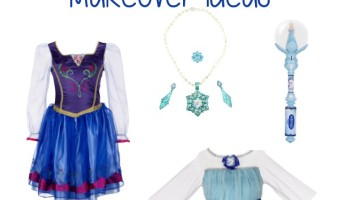 Frozen Halloween Makeover Ideas