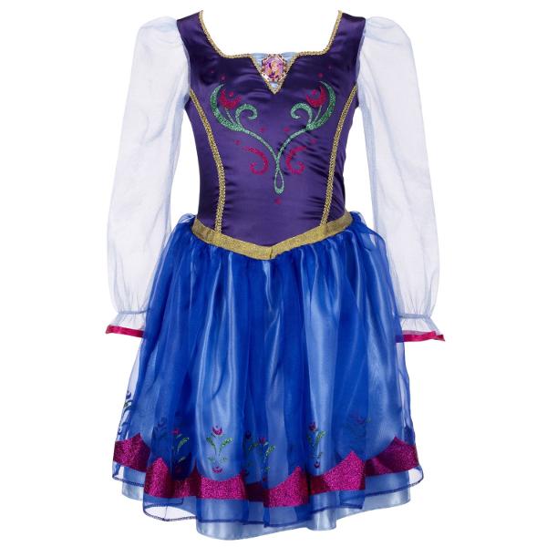 Frozen Anna Costume: Disney's Frozen Halloween Makeover Ideas