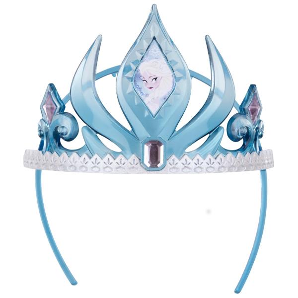 Frozen Elsas Tiara: Disney's Frozen Halloween Makeover Ideas