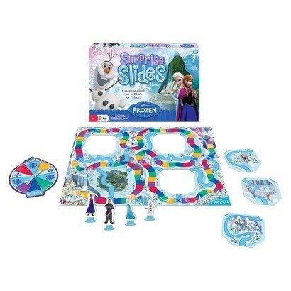 Frozen Surprise Slides Game: Disney's FROZEN Board Games for Kids