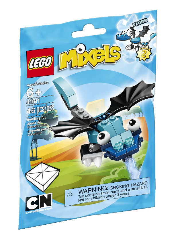 Lego Mixel Flurr: We love LEGO Mixels toys and how they inspire imaginative play with kids. Check out our favorites! It is a great gift idea for Christmas or a birthday party