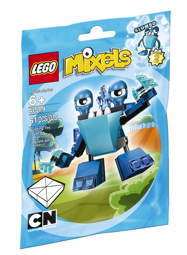 Lego Mixel Slumbo: We love LEGO Mixels toys and how they inspire imaginative play with kids. Check out our favorites! It is a great gift idea for Christmas or a birthday party