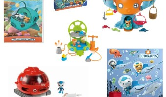 If you have tuned into what your little ones are watching, then Octonauts is on the list and here are the Coolest Octonauts Toys For Preschoolers!