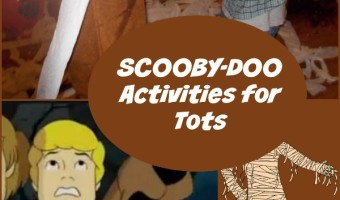 Scooby Doo Activities For Toddlers