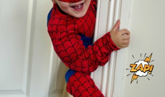 Spiderman activities for toddlers