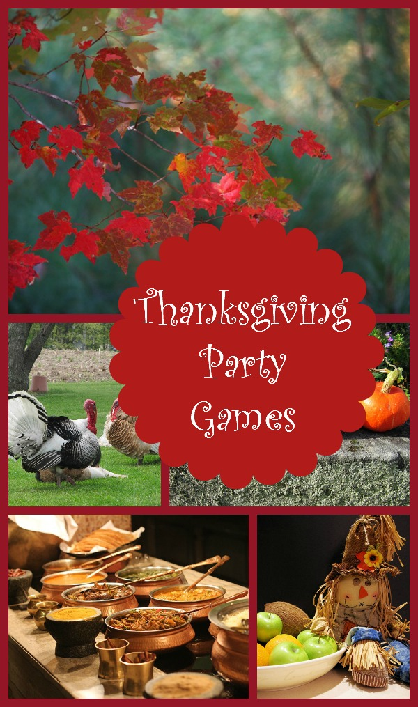 Start a New Tradition with Thanksgiving Party Games for All Ages
