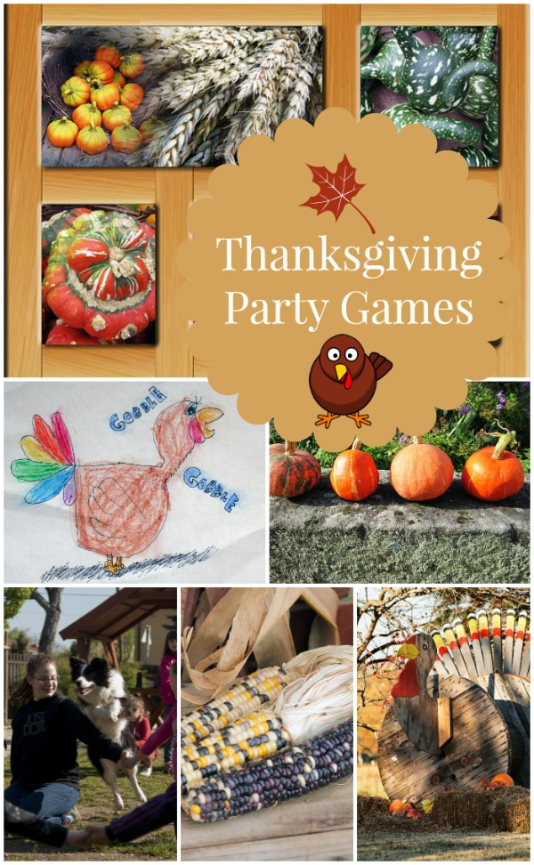 Brilliant Thanksgiving Party Games to Liven Up the Kids' Table| MyKidsGuide.com