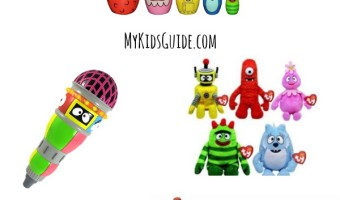 Yo Gabba Gabba Toys For Toddlers
