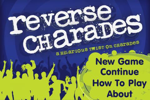 reverse charade party game app for kids