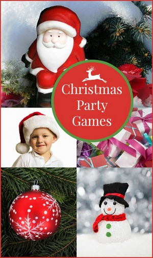fun christmas games five for 12708
