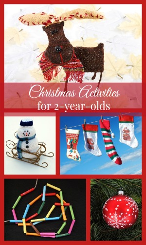 Christmas activities for 2 year olds my kids guide for 2 year old christmas ornaments crafts