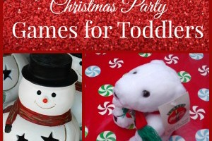 Spread Holiday Cheer with Our Christmas Party Games For Toddlers