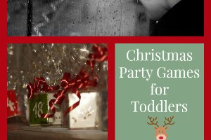 No pouting here! Just fun Christmas party games for toddlers! Keep little ones busy until Santa arrives with exciting party games that the whole family will enjoy.