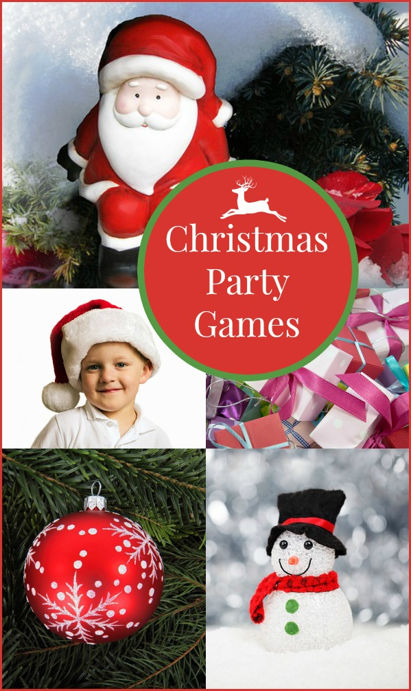 Rock Around the Tree with Fun Christmas Party Games for Kids UQsBh6kH