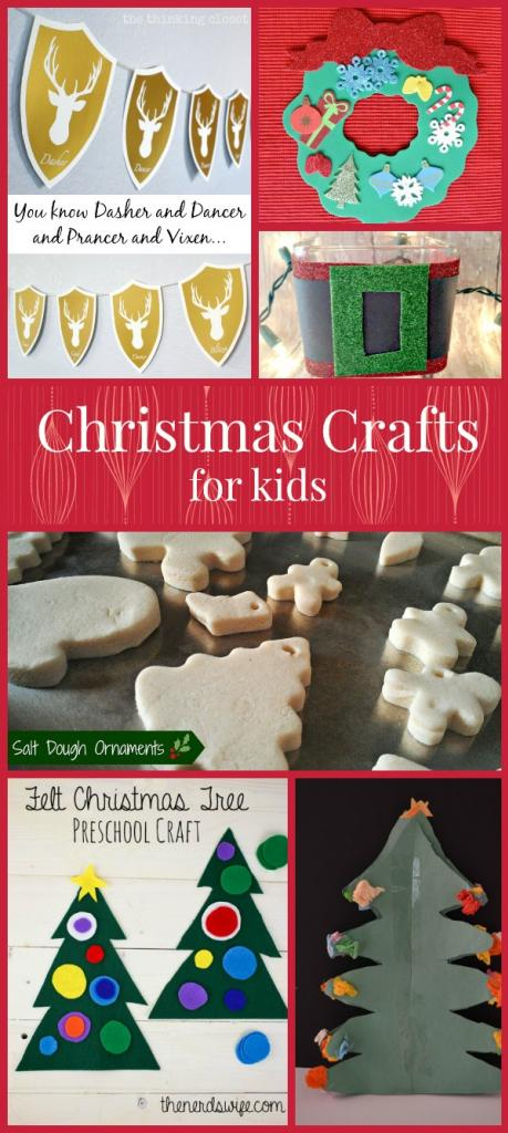 Incredibly Easy Christmas Crafts for Kids to Make Now