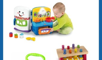 Learning Toys For 1 Year Olds