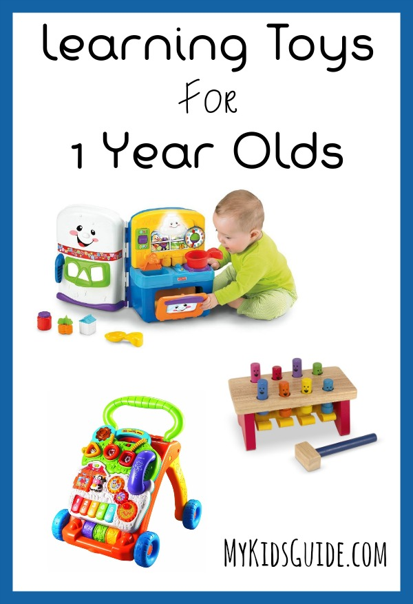 Toys For 1 Year Olds : Exceptional learning toys for year old toddlers