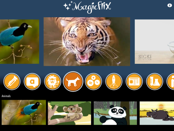 MagicFlix Free App for Kids Makes Watching Videos Safe   MagicFlix Review