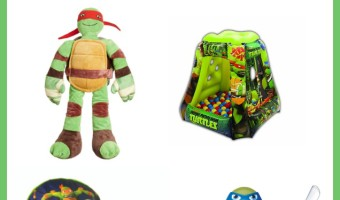 Ninja Turtles Toys For 1 Year Olds