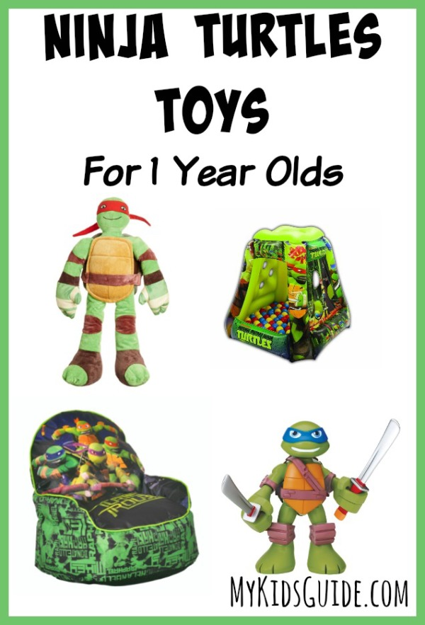 Looking for the coolest Ninja Turtles toys for 1 year olds? We rounded up our favorites for your miniature hero in a half shell! Turtle Power!