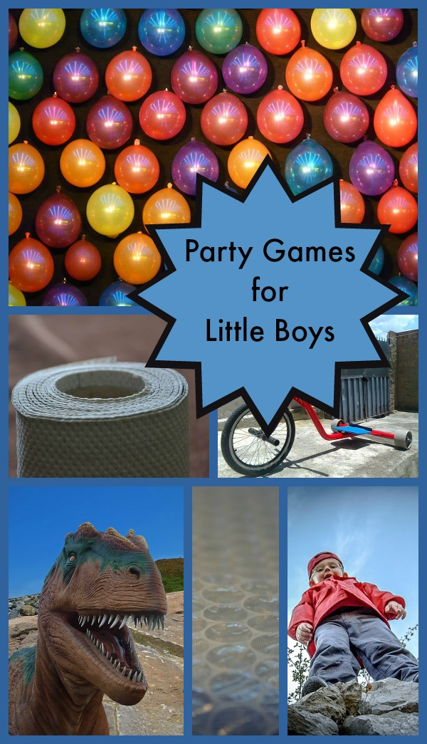6 Awesome Party Game Ideas For Little Boys My Teen Guide