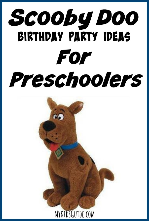 If you're planning a birthday party soon, check out these great Scooby Doo Birthday Party Ideas For Preschoolers. This classic kids cartoon has been around for generations, and is always tons of fun to watch with the family. Kids of all ages will enjoy the fun theme and games around this great show.