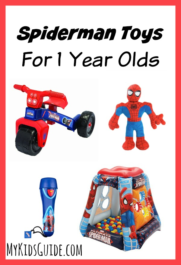Toys For 1 Year : Spiderman toys for year old my kids guide