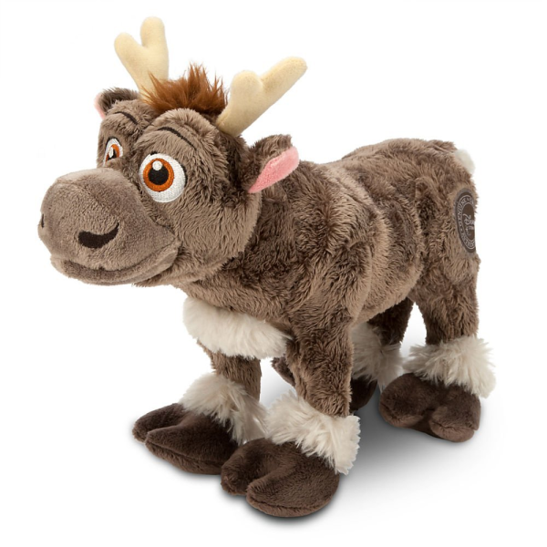 Stuffed Baby Sven Reindeer Disney's FROZEN Toys For 1 Year Olds