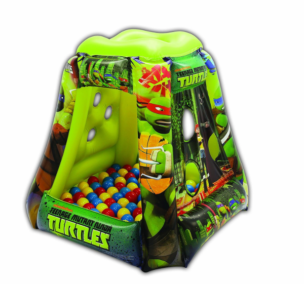 TMNT Ball Pit Playland Ninja Turtles toy for 1 year olds