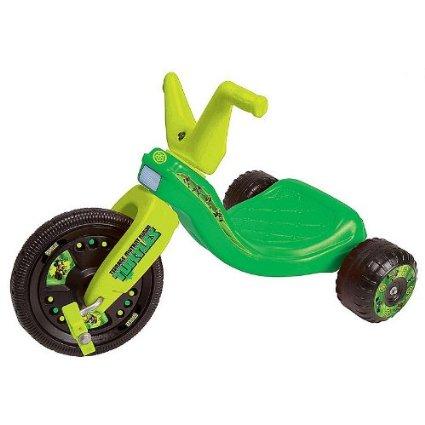 TMNT Big Wheel Ninja Turtles toy for 1 year olds