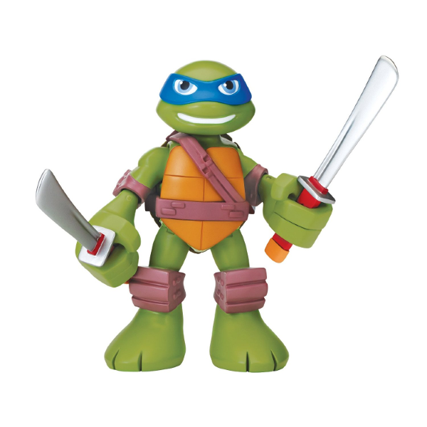 TMNT Talking Action Figure Ninja Turtles toy for 1 year olds